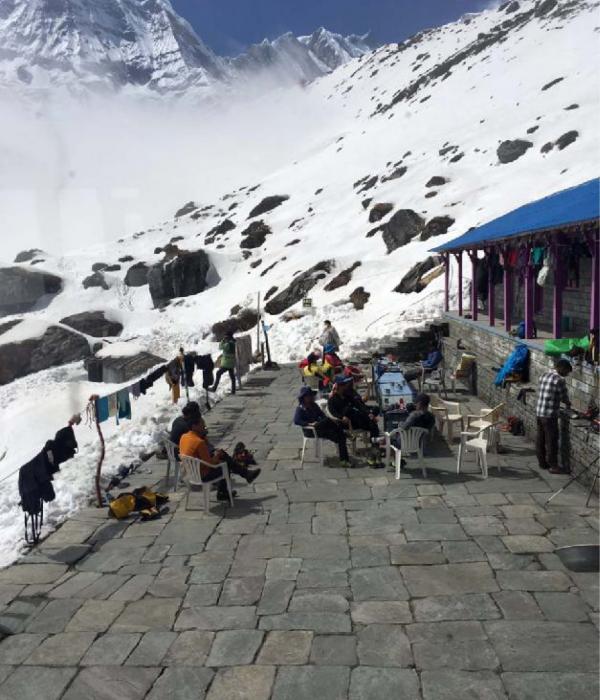 گزارشی از سفر به منطقه هیمالیا